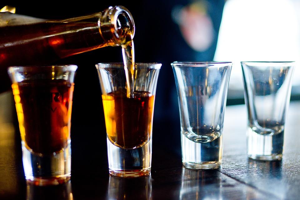 Bier, whisky of wijn?