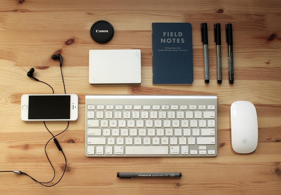 Gadgets en andere hebbedingen
