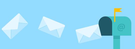 Direct-mail-per-post
