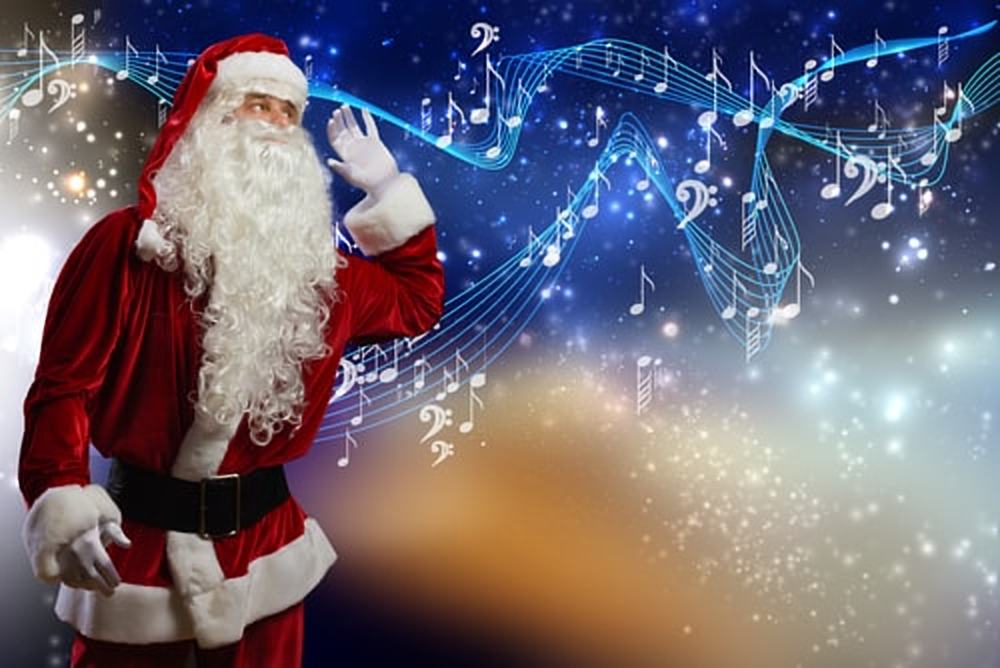 Kerstkaarten geluid