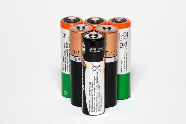 Welke batterij heb ik nodig?