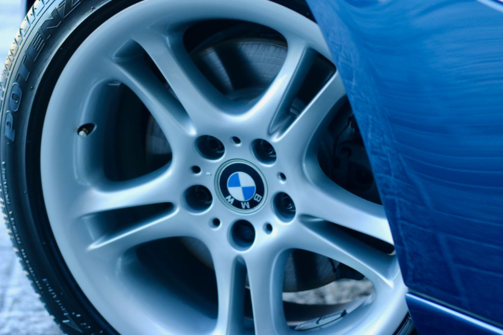 orginele BMW velgen
