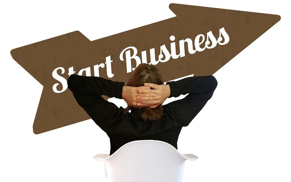 Bedrijf beginnen