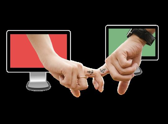 perfecte match vinden online