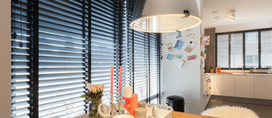 blinds woonkamer