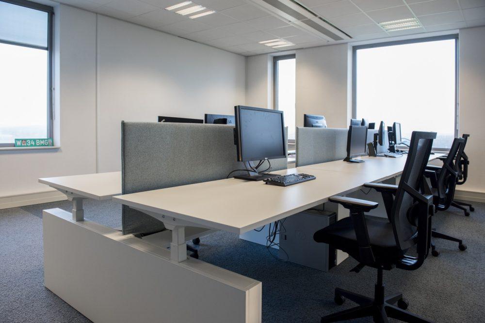 geschikte lichtkleur kantoorverlichting