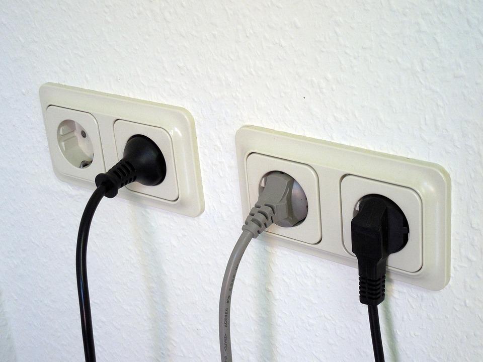 stopcontact besparen