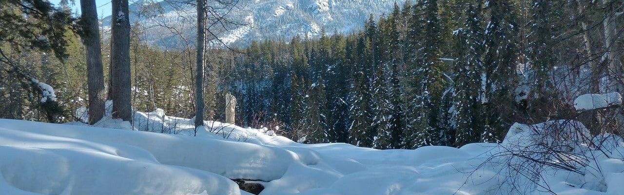 winter canada