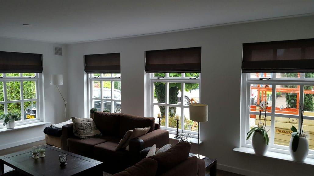 Meer sfeer in huis met de juiste raamdecoratie