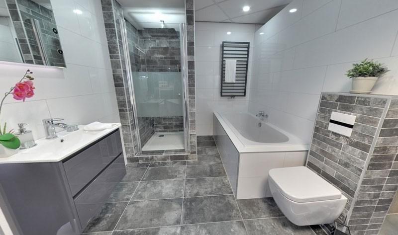 badkamer verbouwen klein budget
