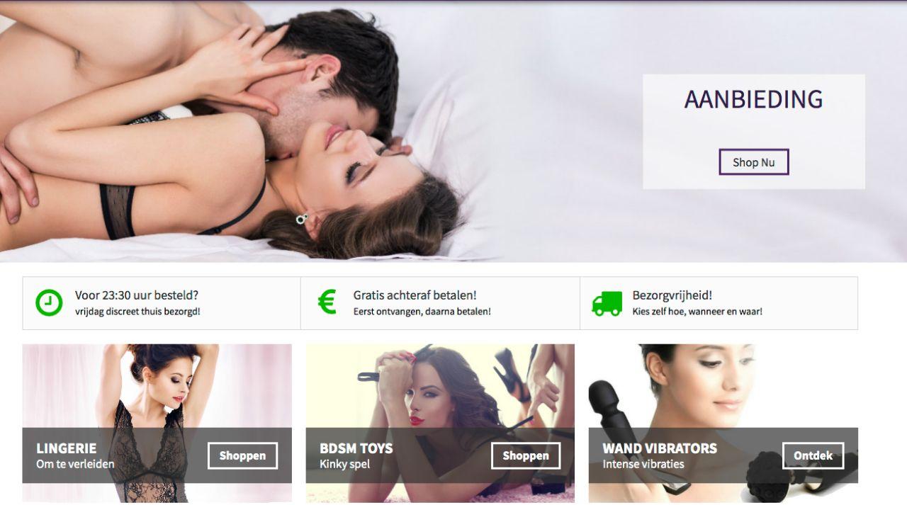 Online erotiek shops bezoeken: de voor- en nadelen