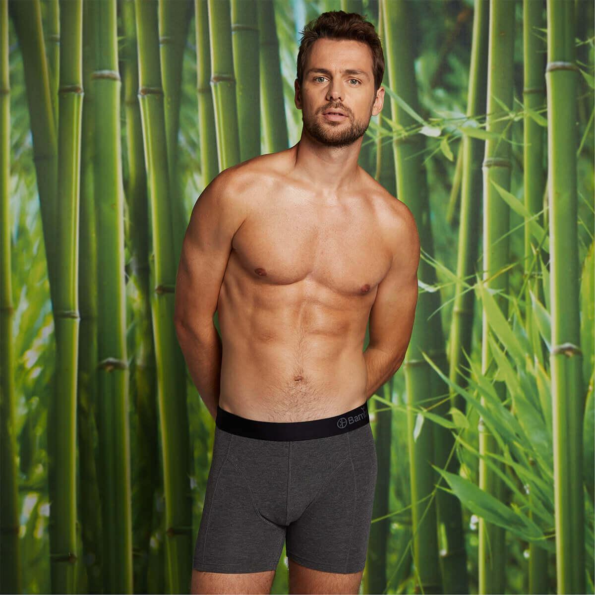 bamboe boxershort