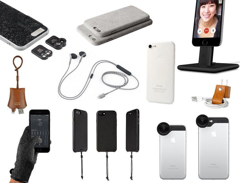 De beste en interessantste mobiele accessoires