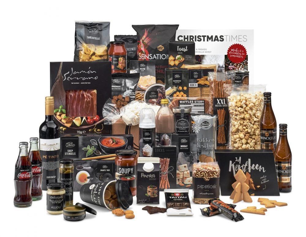 Bevorder de productiviteit op de werkvloer en geef een premium kerstpakket!