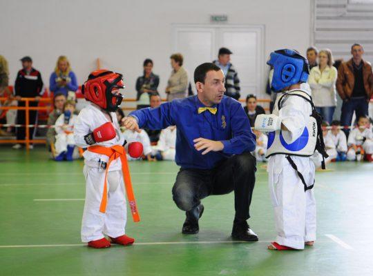 Waarom kinderen zeker een vechtsport moeten volgen
