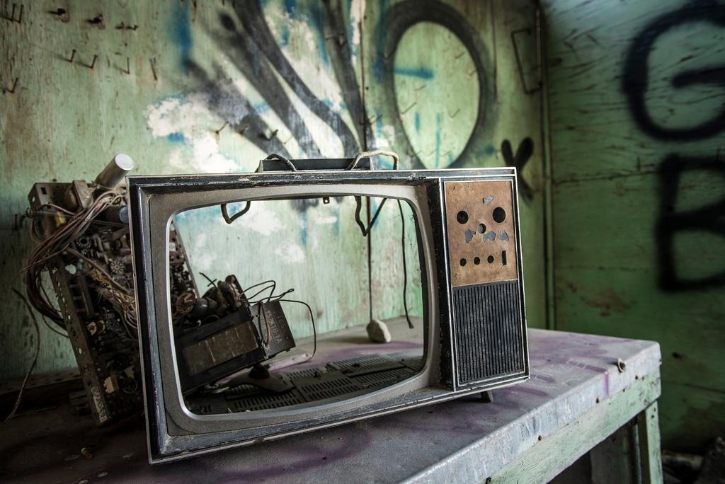 Animatiefilms op de televisie