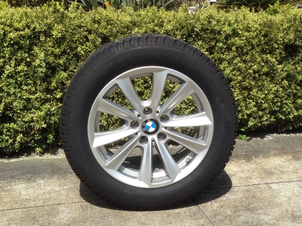 BMW Aluminium velgen of dop?