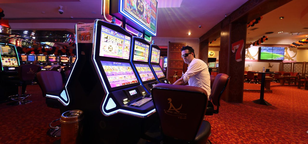 Heb jij al eens in een live casino gespeelt