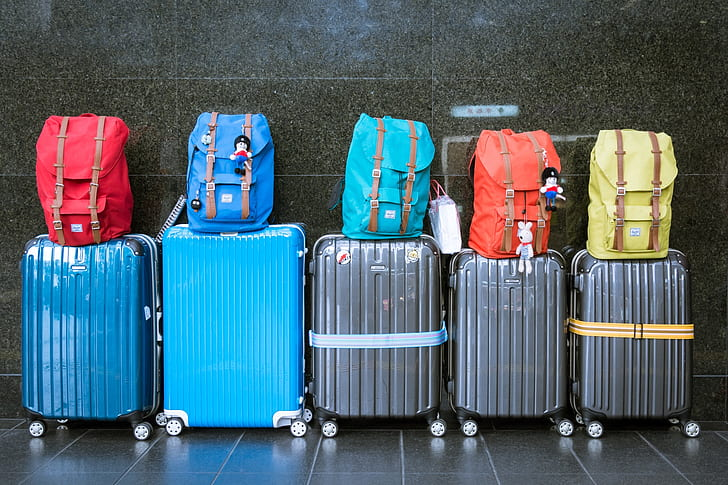 Online travelbags en koffers kopen