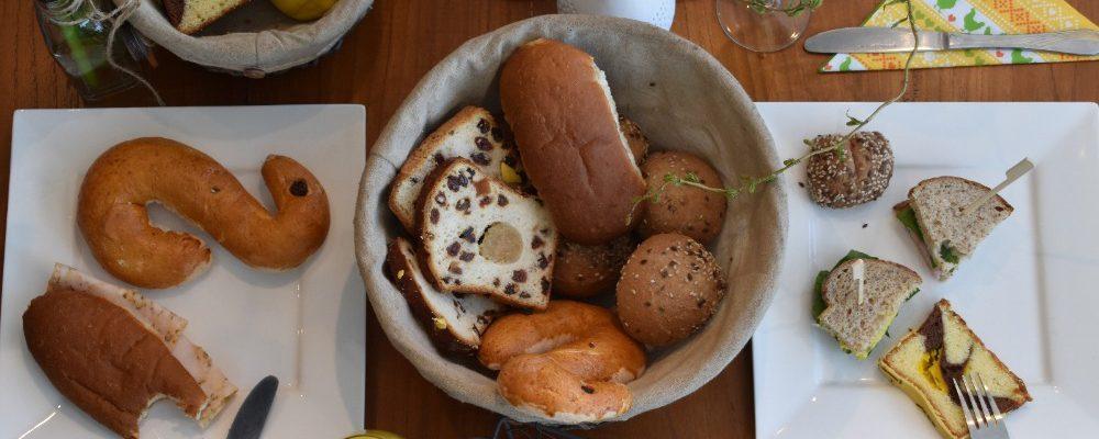 Gezellig thuis tafelen met glutenvrije producten