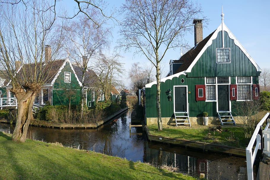 Heerlijk wonen vlak boven Amsterdam in Zaandam.