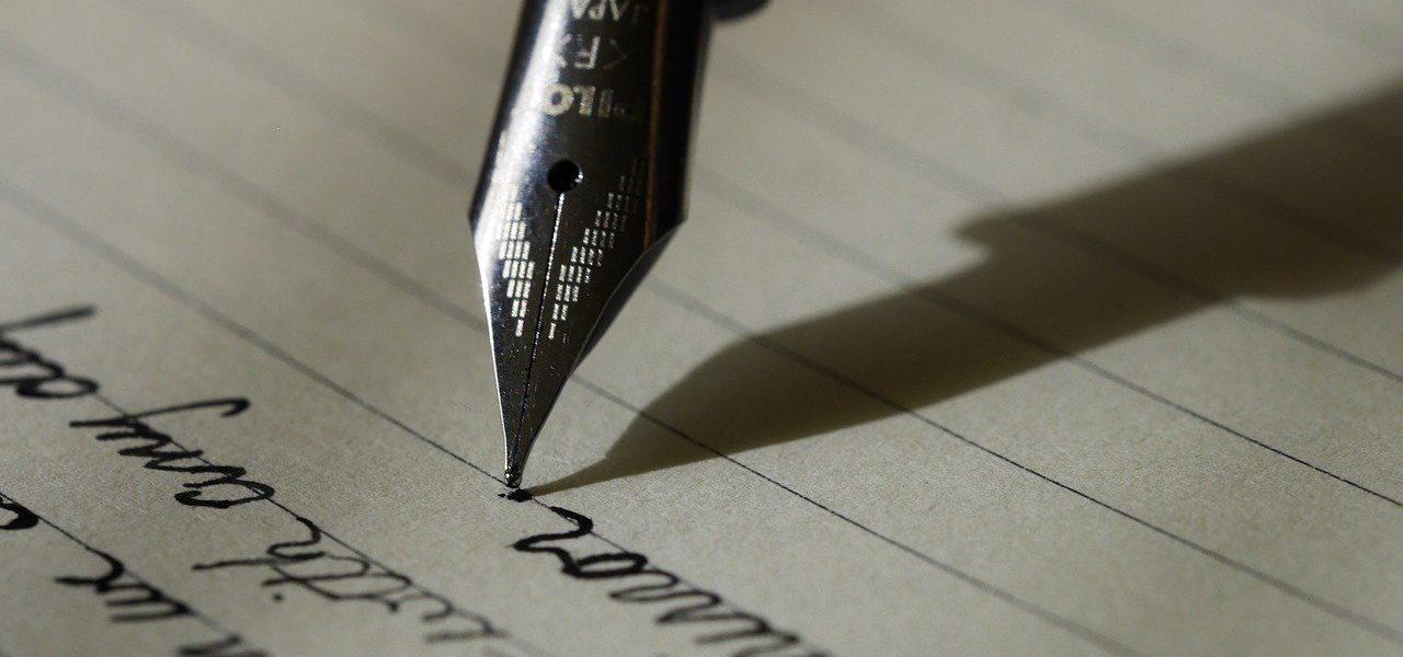 3 tips om vaker met pen te schrijve