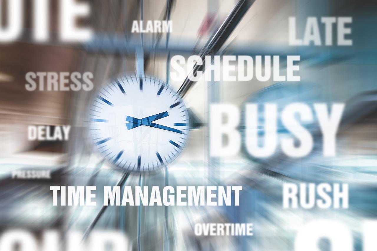 Waarom is time management cursus belangrijk?