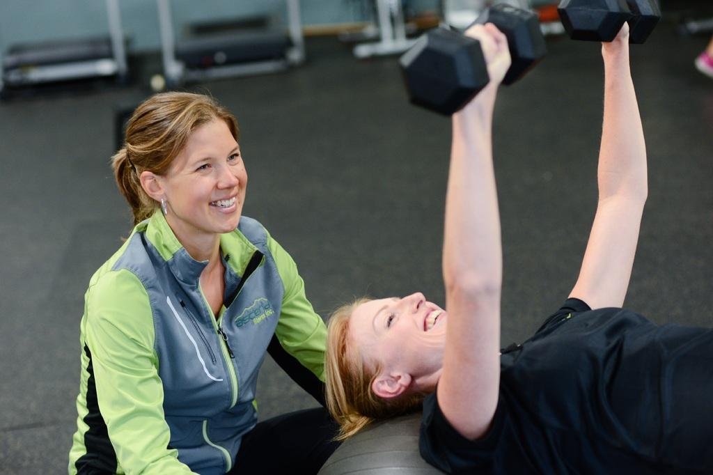Vraag een hoger tarief dan andere personal trainers