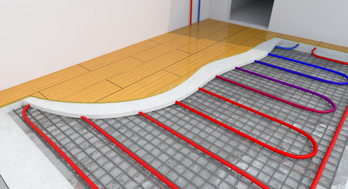 De verschillende soorten vloerverwarming op een rijtje