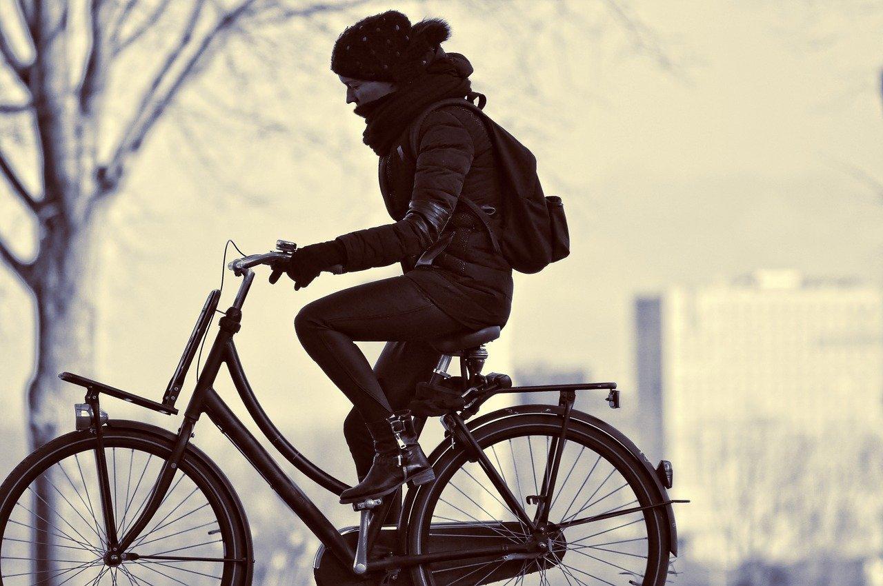 Veilig op de fiets stappen