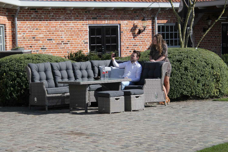 Tips voor het vinden van een geschikte loungeset voor in de tuin
