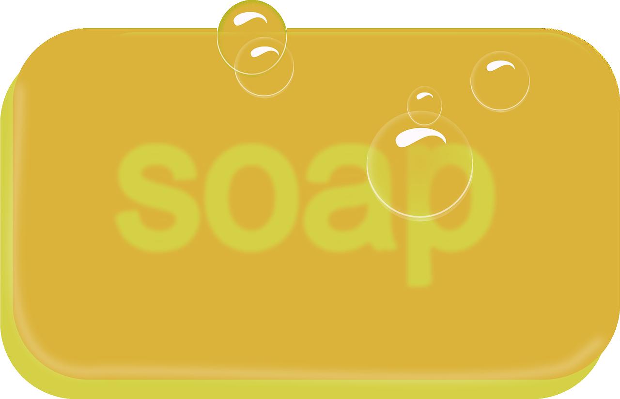 Op zoek naar de lekkerste zeep