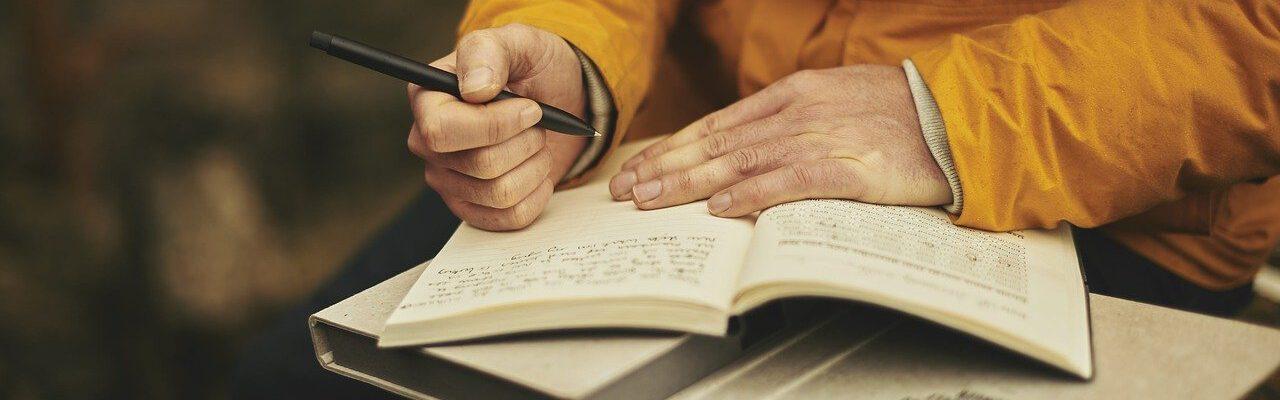 3 redenen waarom schrijven helend werkt