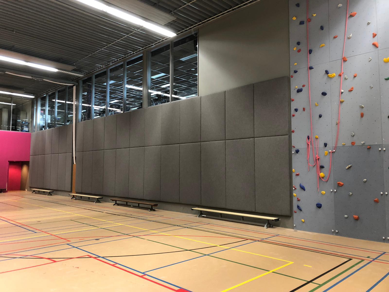 Effectieve oplossingen voor een comfortabele akoestiek in sporthallen en gymzalen