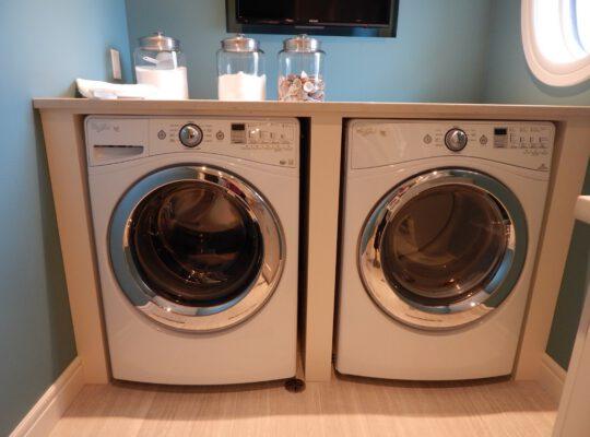De voordelen van een ombouwkast voor je wasmachine
