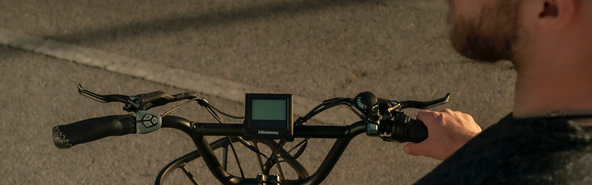 Is fietsen op een e-bike gezond?