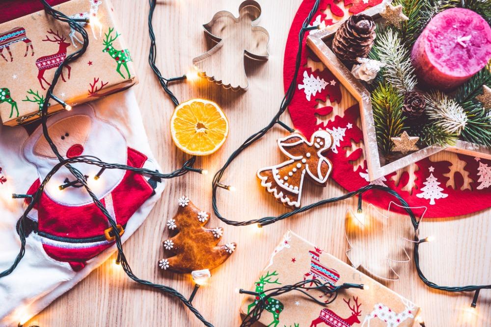 Traditioneel kerstpakket