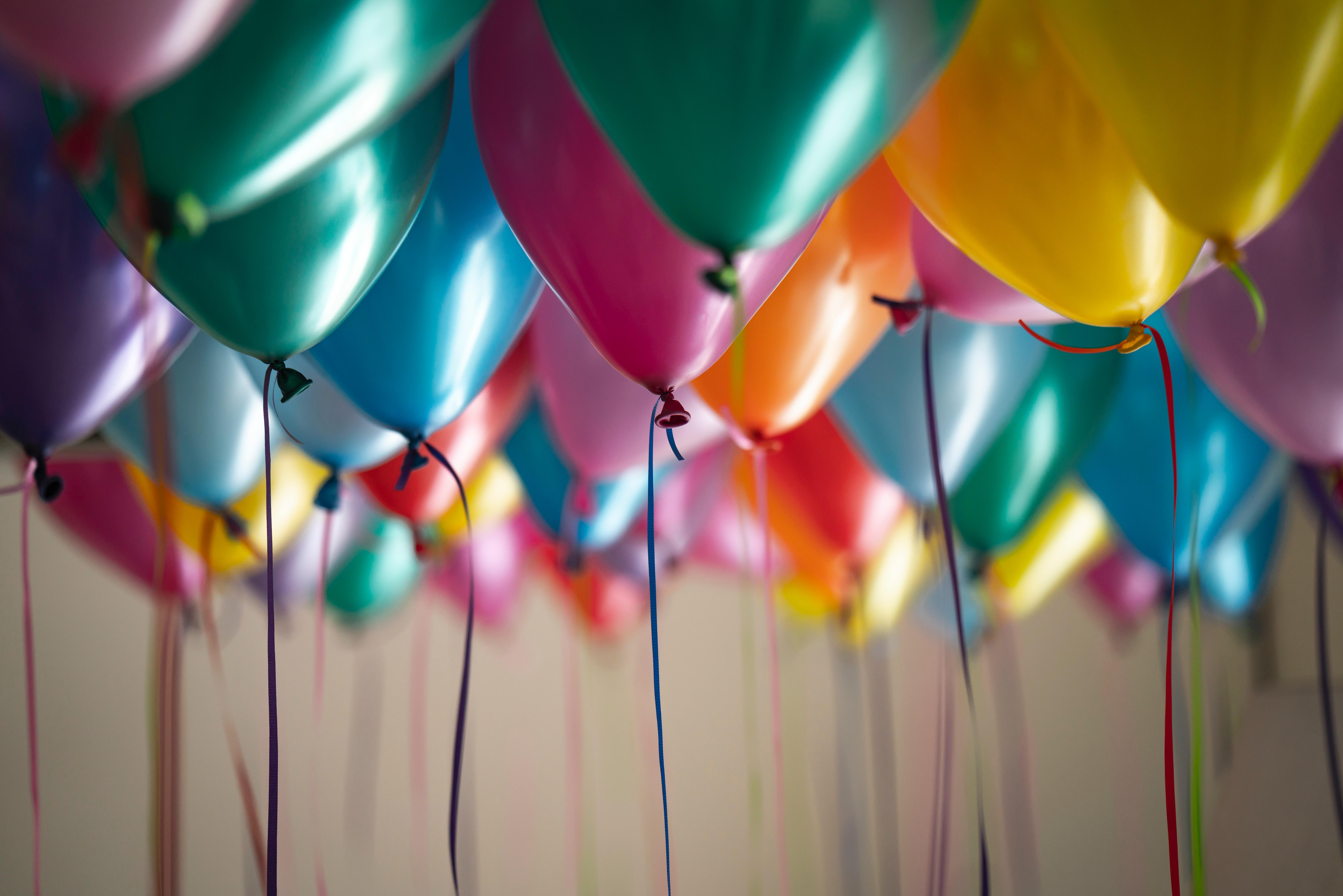 Een verjaardag écht een feestje maken, doe je zo!